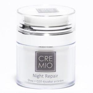 Night Repair – Shea and Q10 éjszakai arckrém 50ml