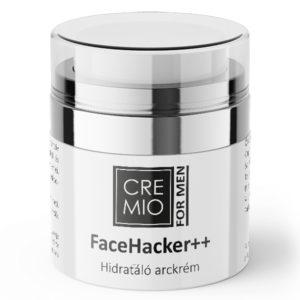 FaceHacker++ nappali hidratáló arckrém