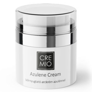 Azulene Cream bőrnyugtató arckrém azulénnel 50ml
