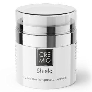 Shield UV és Blue light protector arckrém